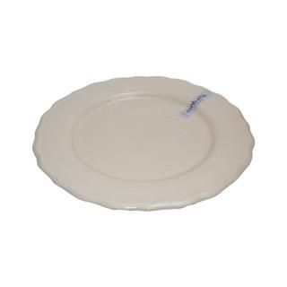 Тарелка Service Juliet 28 cm Cream020