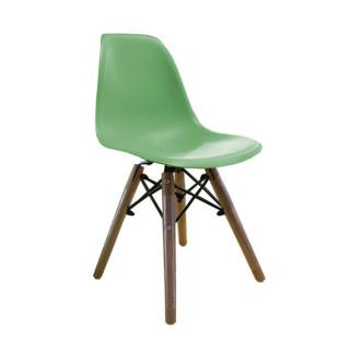 Стул пластиковый мод C06K (детский) зеленый