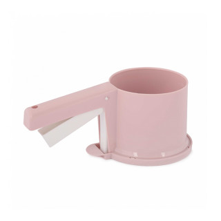 Просеиватель для муки (розовый) М8202