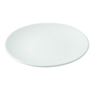 Тарелка Dessert Ege 20 cm White 004