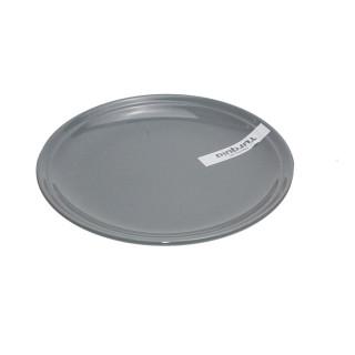 Тарелка Service Beta 27 cm Gray 611